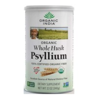 Organic India - Whole Husk Psyllium Powder 100 g