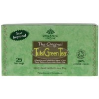 Organic India - Tulsi Green Tea 25 Teabags