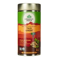 Organic India - Tulsi Ginger Tea 100 g
