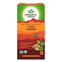 Organic India - Tulsi Ginger 25 Teabags