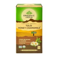 Organic India - Tulsi Honey Chamomile Tea 25 Teabags