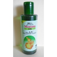 SBL Homeopathy - Arnica Montana Hair Oil 200 ml