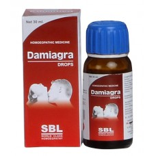 SBL Homeopathy - Damiagra Drops 30 ml