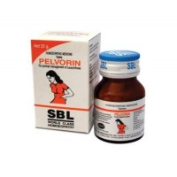 SBL Homeopathy - Pelvorin Tablets 25 g