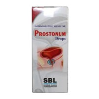 SBL Homeopathy - Prostonum Drops 30 ml