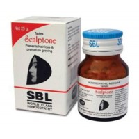 SBL Homeopathy - Scalptone 25 g Tablets