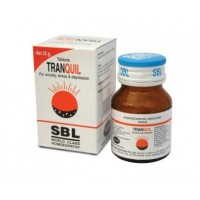 SBL Homeopathy - Tranquil Tablets 25 g
